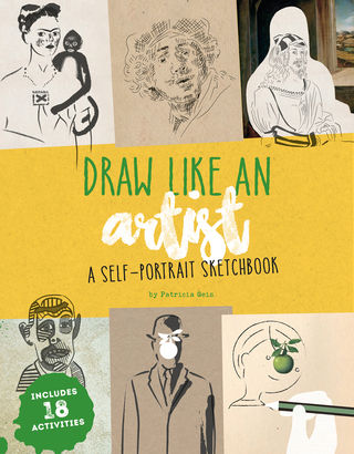 Draw Like an Artist Book Cover